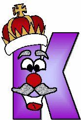 Alphabet Ideas:  The Letter K Activities!