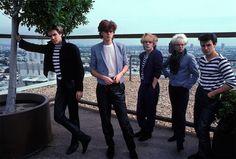 Duran Duran at The Hyatt by Brad Elterman