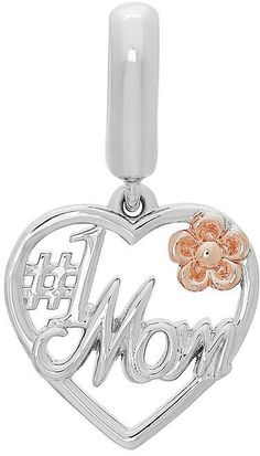 Fine Jewelry Ps Personal Style Sterling Silver Charm 3Xod6qome