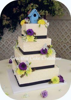 Wedding cake seeing on Flickr