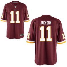Nike DeSean Jackson Washington Redskins Youth Game Jersey - Burgundy - $74.99