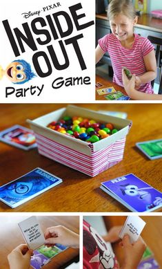 Free Inside Out Party Game