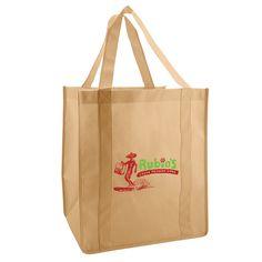 Custom Grocery Bags | Custom Reusable Bags | MrTakeOutBags.com