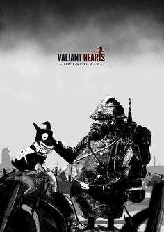 Valiant Hearts in B&W by maxou58 (deviantart.com)