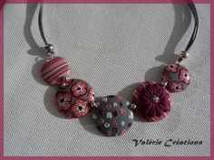 Cute necklace by Valerie Creations...