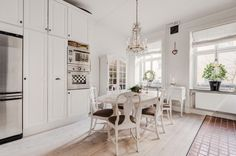 Charmant Greek Home Interior Design Style In White | Founterior
