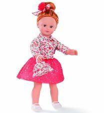 """Gotz Doll 18 """"Julia aux cheveux roux"""