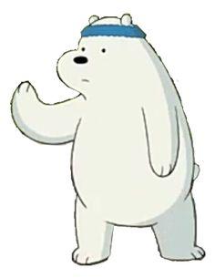 ice bear we bare bears - Google Search