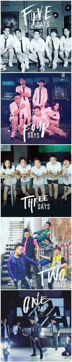 Die neue K-Pop Gruppe BgA (Boys generally Asian) von Ryan Higa