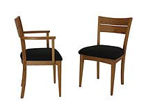 Lowell Chair  http://www.jamescraigfurnishings.com/lines.html