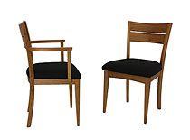 Lowell Chair  http://www.jamescraigfurnishings.com/lines.html