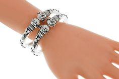 Circle Ending Bracelet @MonaSiagJewelry  Code: MS04759 .... Price 1725 LE Each #Circle #Ending #Bracelet