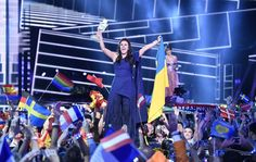 #‎Crimea‬ History Wins ‪#‎Eurovision‬ 2016? From Diplomat Artist Buzz: Now, music has been employed as a diplomatic tool not to allow identity & the rule of law with respect to Crimea & Ukraine be simply erased. Read MORE on contest winner Jamalla's sensation. -- http://diplomatartist.com/crimea-history-wins-eurovision-2016/