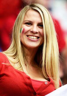 En imágenes: Las chicas de la Euro 2012 - I | Ximinia