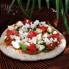 Absolutely incredible pita bake recipe - will make this again and again!
