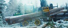 Forstunternehmen Rauber - Trailer 2016