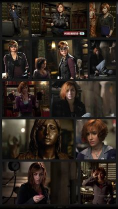 This is my new background picture for my phone Best Series, Best Tv Shows, Movies And Tv Shows, Star Trek Enterprise, Star Trek Voyager, Claudia Donovan, Allison Scagliotti, Covert Affairs, Warehouse 13