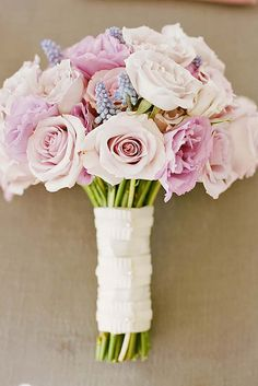 18 Soft Pink Wedding Bouquets To Fall In Love With ❤ These soft pink wedding bouquets could give you so much inspiration! See more: http://www.weddingforward.com/pink-wedding-bouquets/ #weddings #bouquets