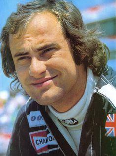 Swedish driver Gunnar Nilsson