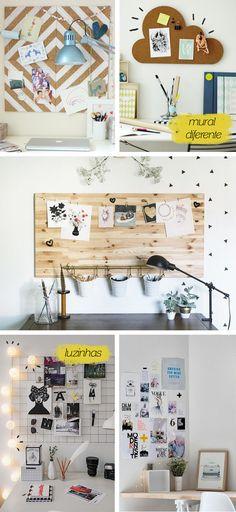 Notice board inspiration
