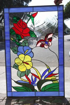 Interior : Good Ideas For Stained Glass Window Panels Such As Stained Glass Window Panels Dodgy At And Roses With Butterfly The Stained Glass Window Panels and Its Antique Style Above Door. Buy. Dragonfly.