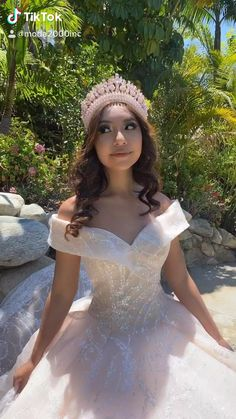 Book you appointment to say yes to your dream dress at Moda2000 👑Instagram: @moda2000inc (714)774-7537 Cinderella Quinceanera Themes, Quinceanera Planning, Pretty Quinceanera Dresses, Ball Gown Dresses, 15 Dresses, Wedding Dresses, Pink Dress, Flower Girl Dresses, Quince Decorations