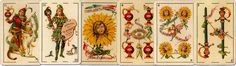 playing cards for El Barco chocolates, 1895 Game Cards, Card Games, Fortune Telling Cards, Tarot Cards, Chocolates, Vintage World Maps, Playing Cards, Tarot Card Decks, Schokolade