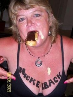 """I google'd """"Why does everyone hate Nickelback?"""". This was the first result."""
