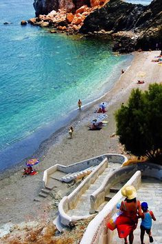 Bardia Beach, Folegandros, Greece - Join Win A #Holiday #Vacation #Trip - http://shesaid.com/win-a-holiday/?ts=835utm_medium=facebookutm_source=jputm_campaign=outreach