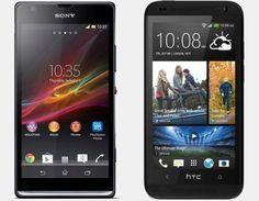 Vergelijking Sony Xperia SP vs HTC Desire 601 | Versus OS