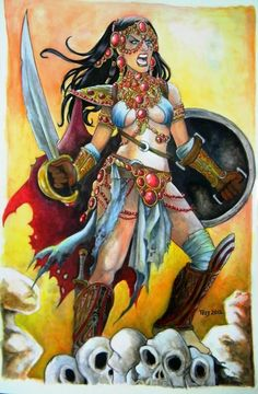 ✯ Artist Dejah Thoris ✯