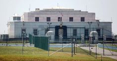 Fort Knox, KY : Gold Vault Ft Knox KY......visited Ft.Knox to see my ex-husband graduate from boot camp. I was so impressed with this building. It was so beautiful to see.