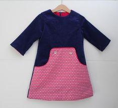Tuto, Astuces, Choix du tissu pour la robe Louisa Dress