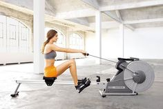 Your Complete Guide to the Rower (That Gym Tool You Never Use) : It's kind of the best tool in the gym that you didn't know about until now. #SelfMagazine