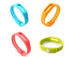 XIAOMI MI BAND WEARABLE WRISTBAND SILICON COVER (CHIP IS NOT INCLUDED)