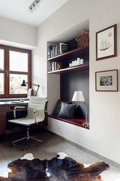 Biuro styl Skandynawski - zdjęcie od made in HOLA - Biuro - Styl Skandynawski - made in HOLA