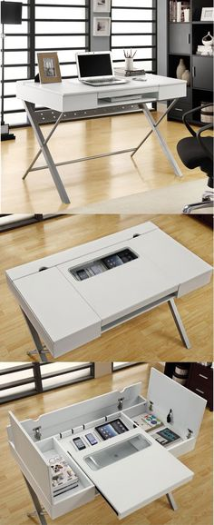 Space-Saving Desk