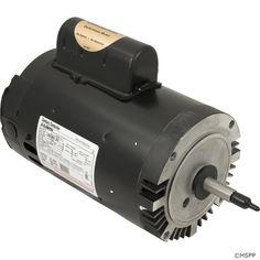 Motor,Cent,1.5hp,115v/230v,1spd, SF 1.30, 56J fr, C-Face Thd,B129,.