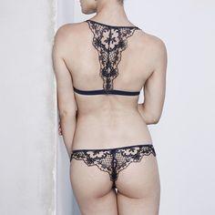 I.D. Sarrieri Accord Privé Panty String