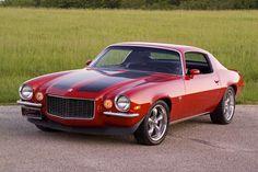 Hite 70 Comaro - Chevrolet Wallpaper ID 396644 - Desktop Nexus Cars