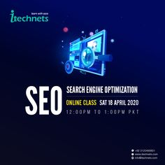 # Best # online # training is offered by # itechnets . Online SEO course is covered at advanced level. SEO Training in # Pa. What Is Seo, Seo Training, Writing Courses, Interactive Learning, Learning Process, Student Engagement, Career Development, Learning Environments