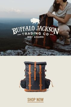 Amazing collection of leather and canvas backpacks. Impressive quality and attention to detail. Made with premium leather or the most durable of canvases, with plenty of room for all your work, sport, or travel products. Fill it with all you need for work or a day's travel. Waxed Canvas Bag, Canvas Bags, Travel Backpack, Travel Bags, Visit Utah, Cool Places To Visit, Travel Inspiration, Travel Photography, Canvas Backpacks
