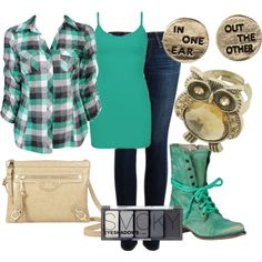 """""""teal"""" by shabby-chic-1 on Polyvore"""