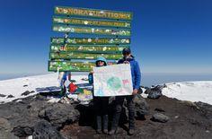 Study of mountain climbing takes students to Mt. Kilimanjaro
