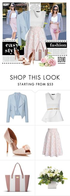 """""""DIZAIND BAGS"""" by narcisaaa ❤ liked on Polyvore featuring Vero Moda, Jane Norman, Badgley Mischka, Chicwish and dizaind"""