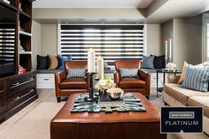 Living Rooms & Family Rooms | Jane Lockhart Interior Design
