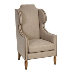 Hudson Chair - Lounge Chairs - Seating - Furniture - Dering Hall.  Please contact Avondale Design Studio for more information on any of the products we highlight on Pinterest.
