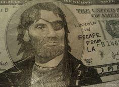 """""""Lincoln in Escape from LA"""""""