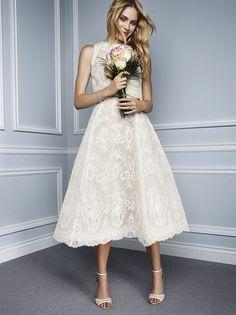 Monique L'huillier Bridal 2015