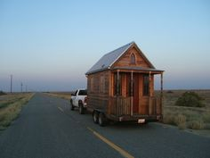 House on wheels.